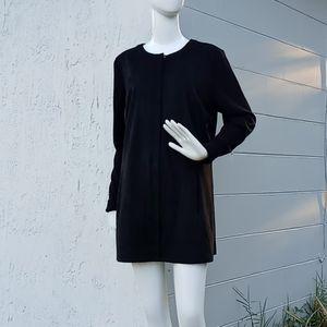 """H"" by Halston Ladies Sweater Jacket"